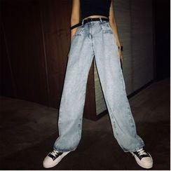 Paila - Wide-Leg Jeans