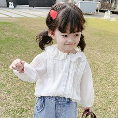 Ruban - Girls Cotton Shirt