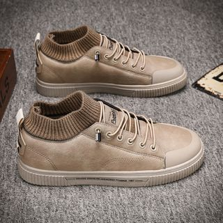 HANO - High Top Lace Up Sneakers
