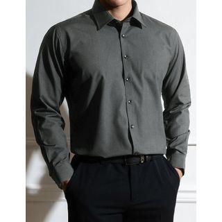 STYLEMAN - Dart-Trim Basic Shirt