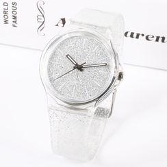 Epoca - Plastic Strap Watch Box Set