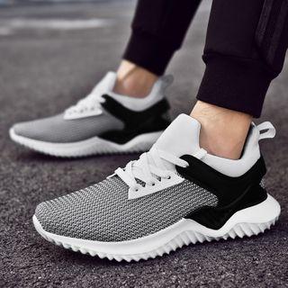 Auxen - 拼色运动鞋