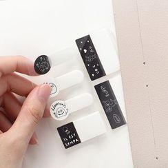 Ms Zaa - Label Sticker (various designs)