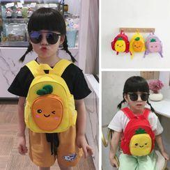 Trendy Spot - Kids Carrot Print Backpack