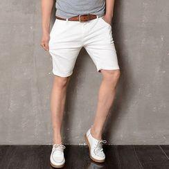 FORSETI - 纯色短裤