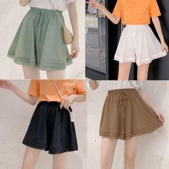Enoki - Chiffon Shorts
