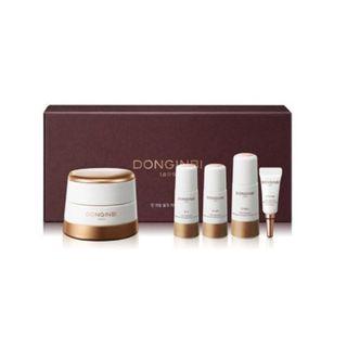DONGINBI - Red Ginseng Power Repair Anti-aging Cream Silk Set