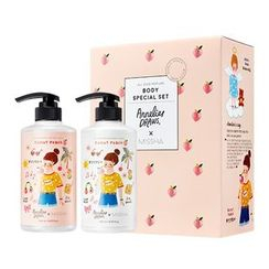 MISSHA - All Over Perfume Body Special Set Annelies Draws Edition - 2 Types