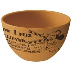 Skater - Mickey Mouse Mokume Bowl