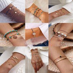 Zibliss - Alloy Handcuff Bracelet