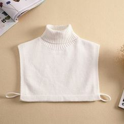 MIOW - Knitted Turtleneck Decorative Collar