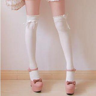 Hyoty - Over-the-Knee Socks