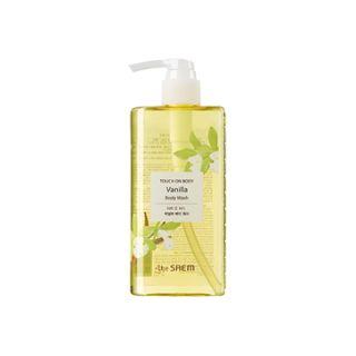 The Saem - Touch On Body Vanilla Body Wash 300ml