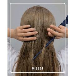 Miss21 Korea - Chiffon Bow Hair Bun Styler