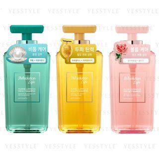JMsolution - Life Luminous V Shampoo 500ml - 3 Types