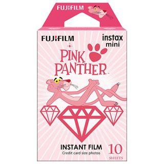 Fujifilm - Fujifilm Instax Mini Film (Pink Panther) (10 Sheets per Pack)