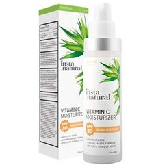 InstaNatural - Vitamin C Moisturizer SPF 30