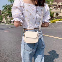 JAMEL - Flap Crossbody Bag