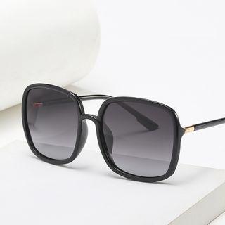 Aisyi - Retro Square Sunglasses