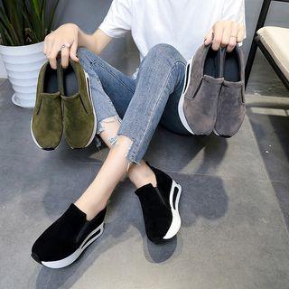 Weiya - 厚底輕便鞋