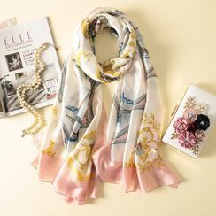 Silksong - 印花披肩