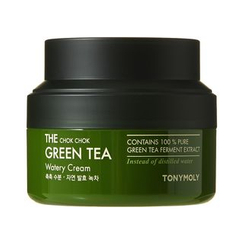 TONYMOLY - The Chok Chok Green Tea Watery Cream 60ml