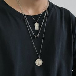 InShop Watches - Coin Necklace