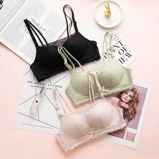 MM - Lace Wireless Bra /  Panties / Set