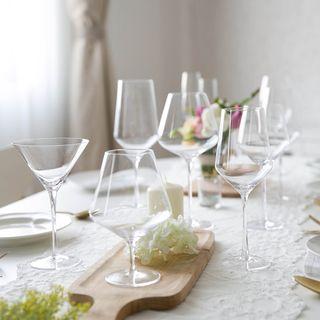 Modern Wife - Wine Glass