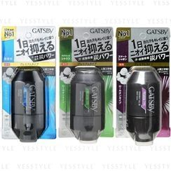 Mandom - Gatsby Premium Type Deodorant Roll On 60ml - 3 Types