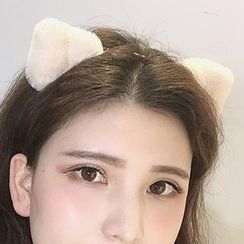 Recitbeau - Furry Cat Ear Headband