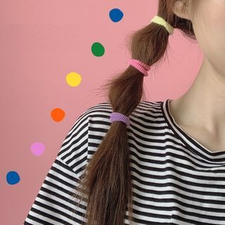 Tuhat - Set Of 50: Plain Hair Tie