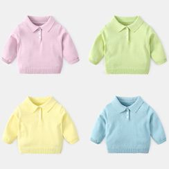 YONH - Baby Polo Sweater