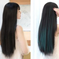 Hanasaki - Hair Extension - Straight Gradient Highlight