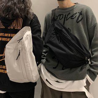 SUNMAN - 純色腰包
