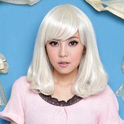 Clair Beauty - Medium Costume Full Wig - Wavy