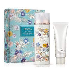 su:m37 - Sun-away Cooling Watery Sun Block EX Special Set Tropical Art Edition