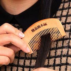 Homy Bazaar(ホーミーバザール) - Wooden Hair Comb