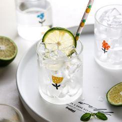 川岛屋 - 印花玻璃水杯