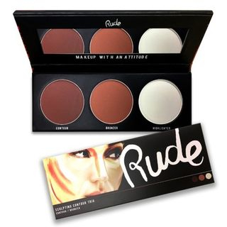 RUDE - Sculpting Contour Trio, 16.2g