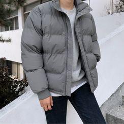 DragonRoad - Padded Zip Jacket