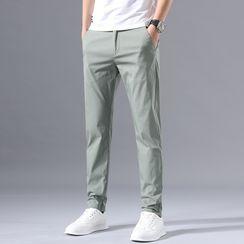 LuJillo - Slim Fit Pants