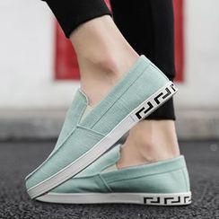 MARTUCCI - 帆布乐福鞋