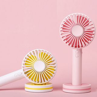 Cloud Forest - Rechargeable Handheld Fan