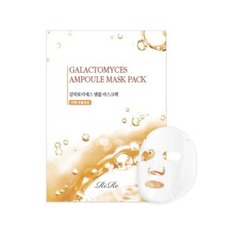 RiRe - Galactomyces Ampoule Mask Pack