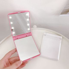 Intimo -  Foldable Portable LED Mirror