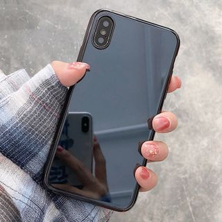 OUROBA - Mirrored Mobile Case - iPhone XS Max / XS / XR / X / 8 / 8 Plus / 7 / 7 Plus / 6s / 6s Plus