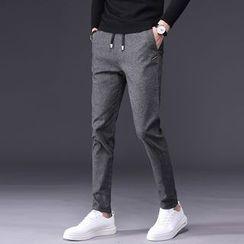 Denimic - Plain Skinny Pants