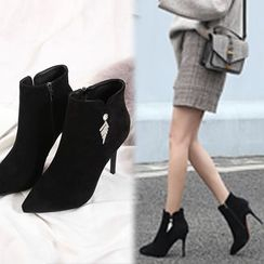 Weiya - High Heel Ankle Boots