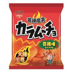 Nissin - Koikeya Karamucho Hot Chilli Flavour Potato Chips 25g